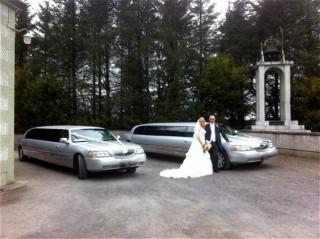 Silver Wedding Limousines Cavan