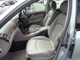 Modern Mercedes Wedding Car Kildare