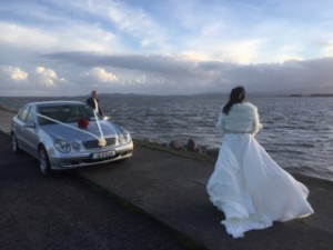 Mercedes Wedding Cars Clontarf Ireland