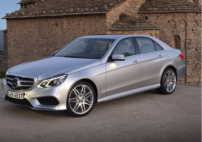 The Mercedes E Class Wedding Car Hire Dublin