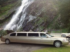 Gold Limo Hire Dublin