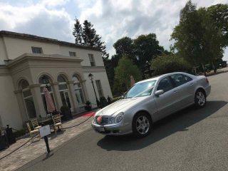 Mercedes Wedding Car HIre Wicklow