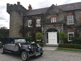 Vintage Wedding Car Hire Co. Meath