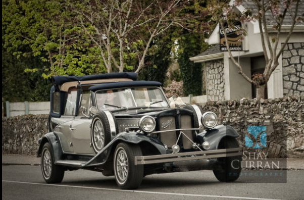 Vintage Wedding Car Hire Drogheda Louth