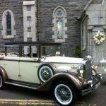 Vintage Wedding Cars Hire in Co Kildare
