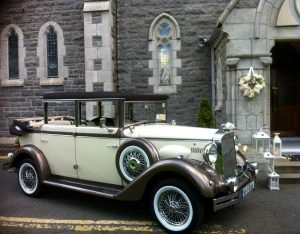 Vintage Wedding Cars Hire in Co Kildare