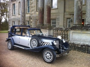 Beauford Vintage Wedding Car Hire Dublin