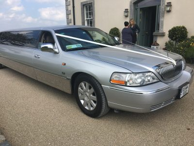 Silver Limo Hire Meath