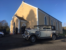 Old Style Wedding Car Hire Cavan