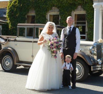 Regent Wedding Cars Lucan & Leixlip
