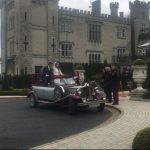 Vintage Wedding Car Hire Monaghan