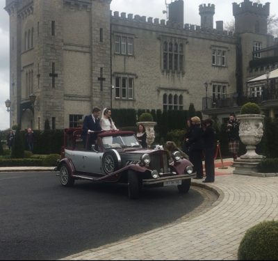 Vintage Wedding Car Hire Monaghan