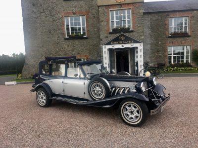 Wedding Car Darver Castle Dundalk Co. Louth
