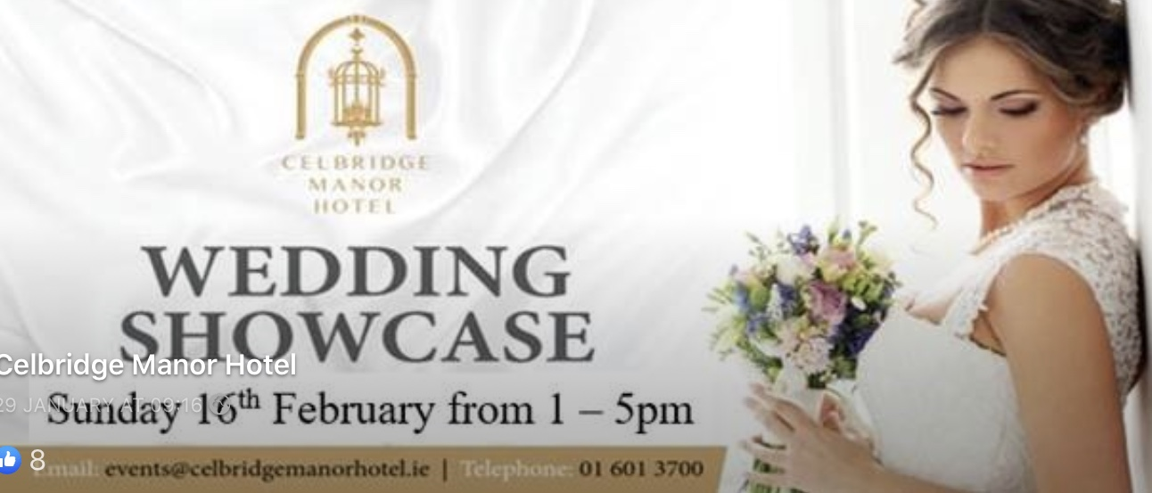 Celbridge Manor Hotel Kildare Wedding Fair 2020
