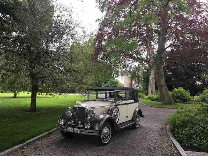 Regent Wedding Car Ballymagarvey Village Slane Co. Meath